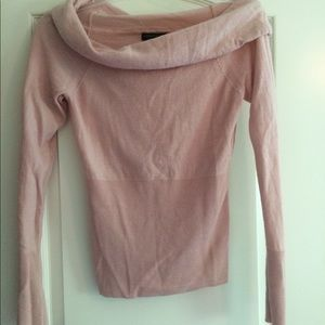 Kenneth Cole 100% wool cowlneck sweater